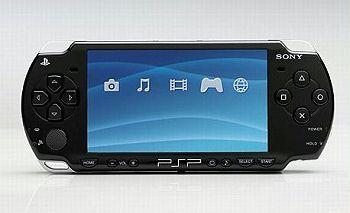 Konsola Sony PSP Slim&Lite (black)