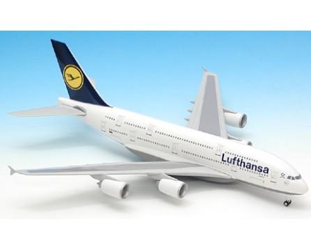 Model AirBus A380-800 Lufthansa 1:200