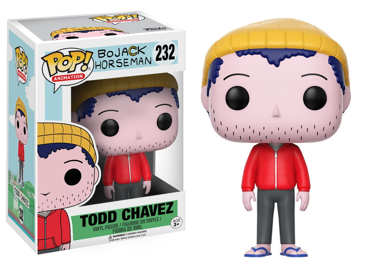 Pop! TV: BoJack Horseman - Todd