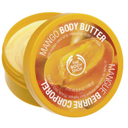 Mango BODY BUTTER - BODY SHOP
