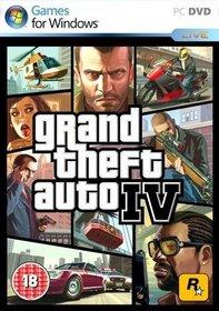 Gra GTA 4 PC