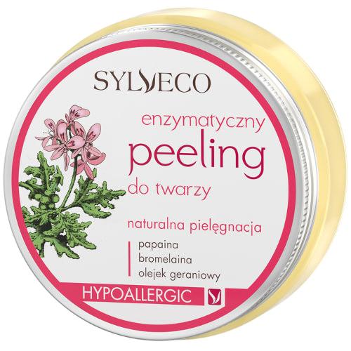 Peeling do twarzy enzymatyczny SYLVECO
