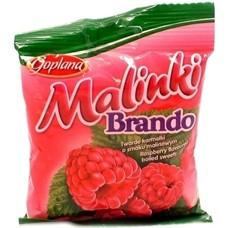Landrynki malinowe ^^