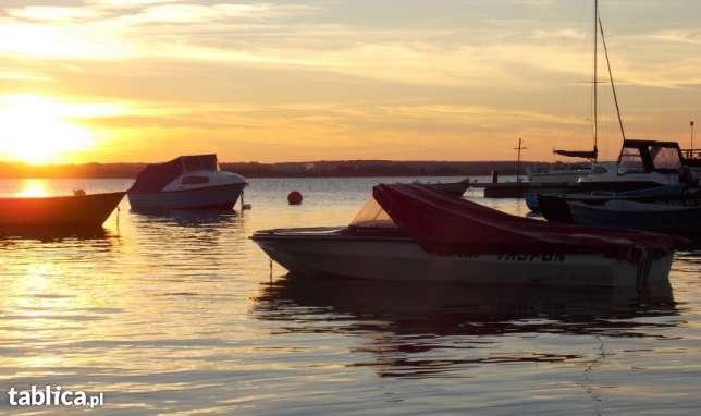 Motorówka kabinowa / jacht