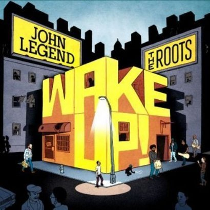 John Legend & The Roots - Wake Up! 2LP