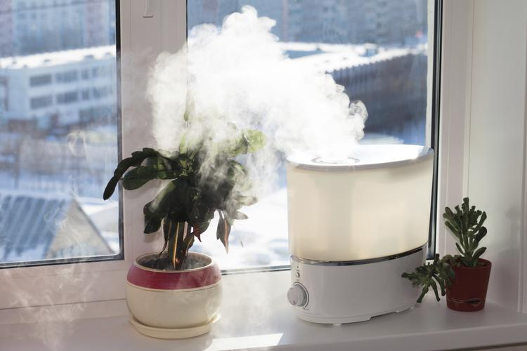 Nawilżacz powietrza dla dziecka