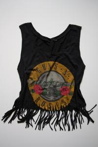 Bluzka H&M Guns'n Roses rock indie must have !