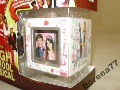 Cyfrowa ramka do zdjęć z High School Musical