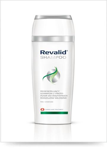 Regenerujący szampon i odżywka do włosów