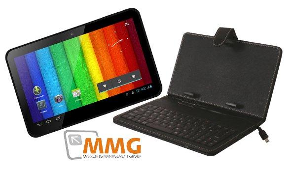 Tablet OVERMAX NewBase2 + Etui z klawiatura DUAL