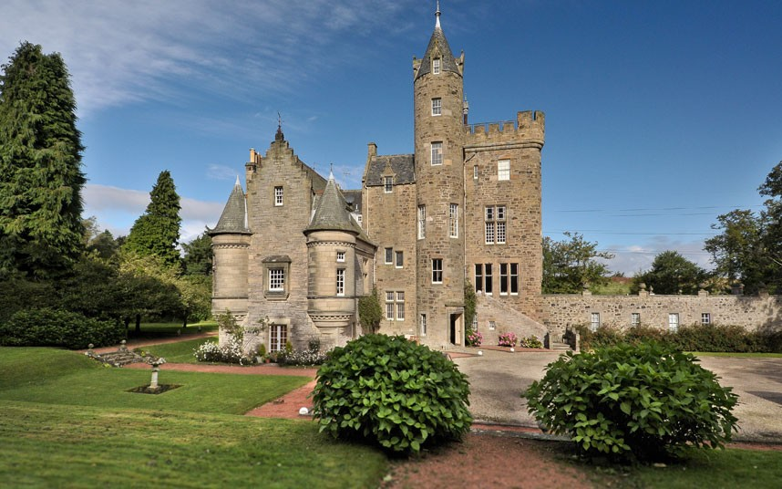 Castle ;)