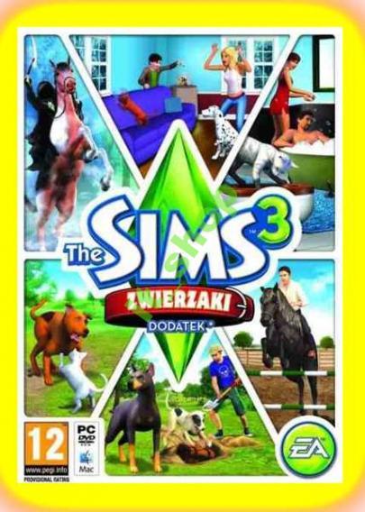 Sims 3 Zwierzaki