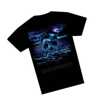 T-Shirt Dive the Night - Amphibious Outfitters
