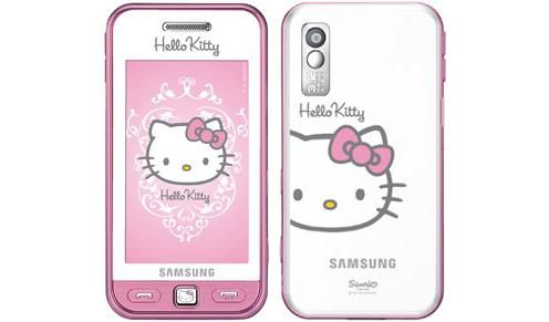 Samsung S5230 AVILA HELLO KITTY