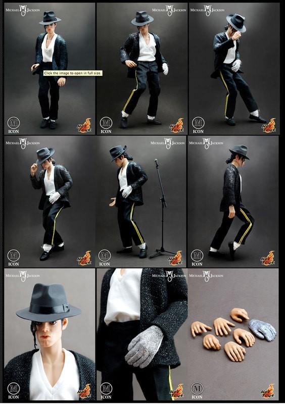 Lalka Michael Jackson!