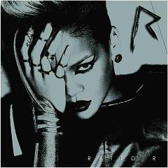 Płyta Rihanny Rated R