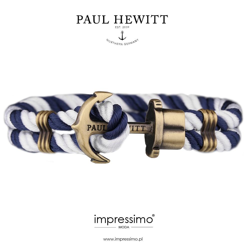 Bransoletki Paul Hewitt - dla Niej, dla Niego
