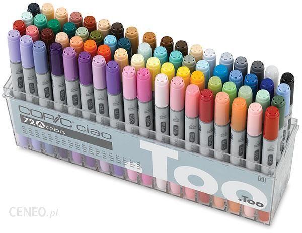 Markery COPIC Ciao - kolory dowolne