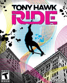 Tony Hawk :RIDE XBOX
