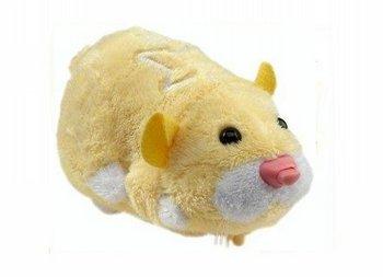 Zhu Zhu Pets: Chomik żółty - Pipsqueek