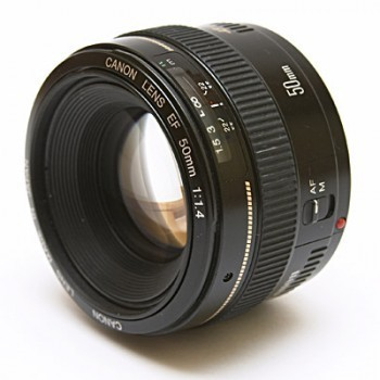 Canon 50/1.4 USM