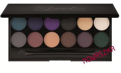 Sleek Makeup I-Divine Ultra Matte Darks V2