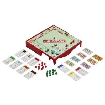 Monopoly wersja podróżna