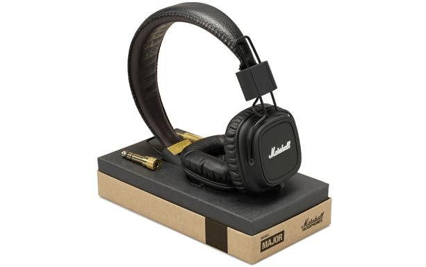 Marshall Headphones - Major Black