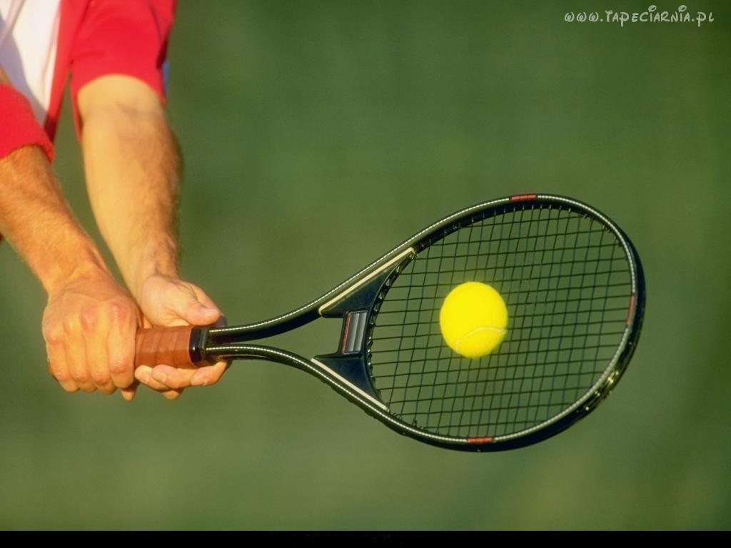 Zestaw do tenisa (2 rakiety i piłeczka)