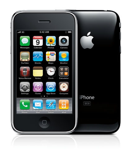 Komórka IPhone 3G S
