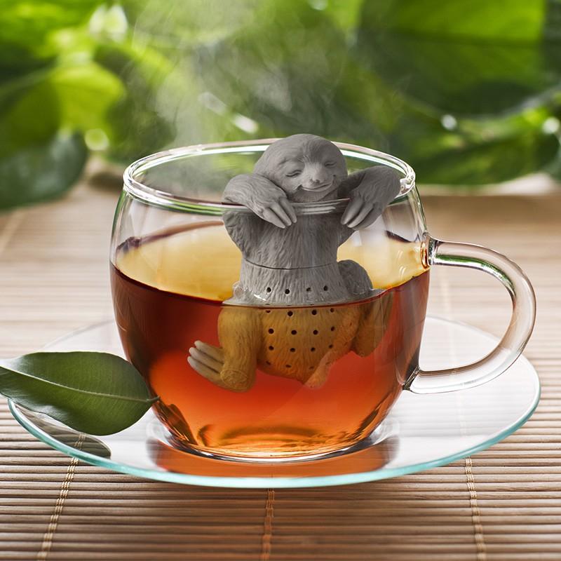 Zaparzaczka do herbaty - Leniwiec