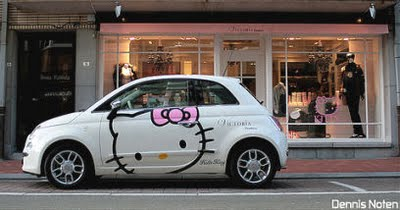 maluch hello kitty