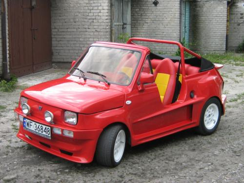 Maluch cabriolet :D