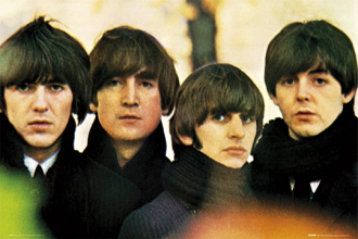 Plakat The Beatles