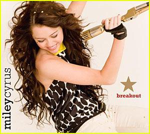 Płyta Miley Cyrus
