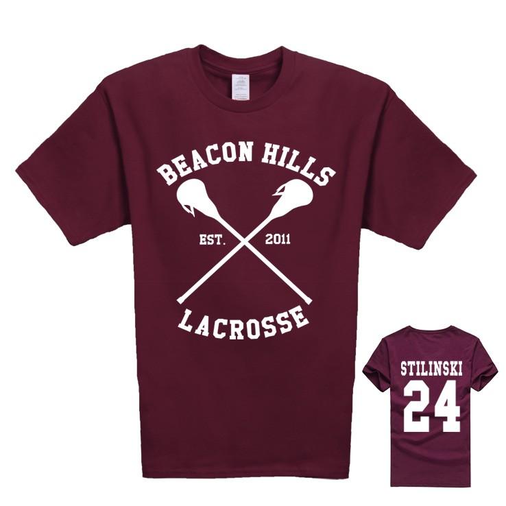 Stilinski Beacon Hills T-shirt