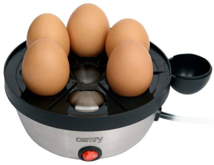 Jajowar do gotowania jajek