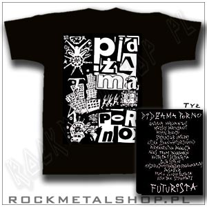 Koszulka - Pidżama Porno