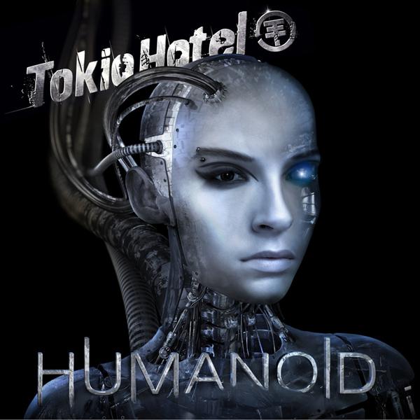 płyta Tokio Hotel Humanoid (niemiecka)