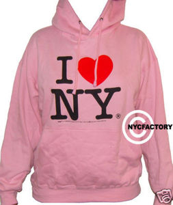 Bluza I Love NY