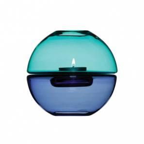świecznik ze szkła