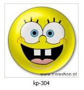 Przypinka spongebob
