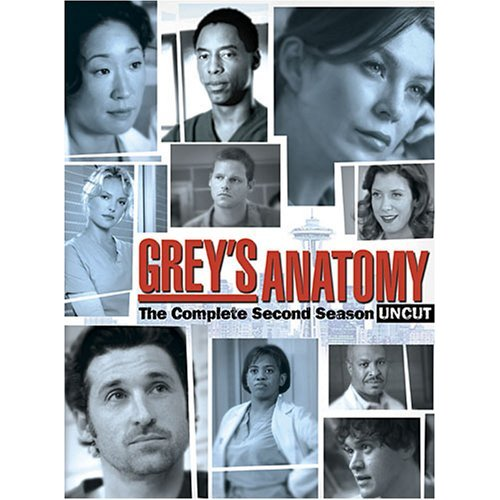 Chirurdzy (Grey's anatomy) season 2