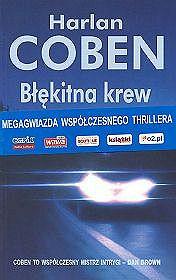 Błękitna krew Harlan Coben