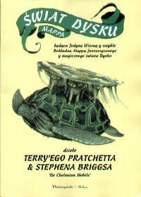 Świat Dysku. Mappa - Terry Pratchett, Stephen Briggs