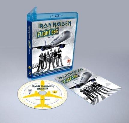 Iron Maiden: Flight 666 [Blu-ray]