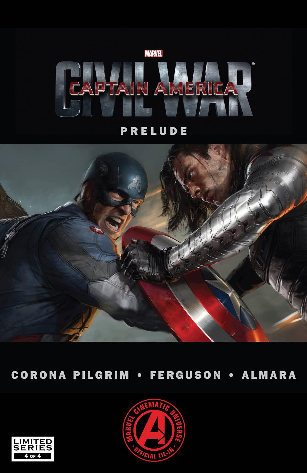 Marvel's Captain America: Civil War Prelude (2015) #4