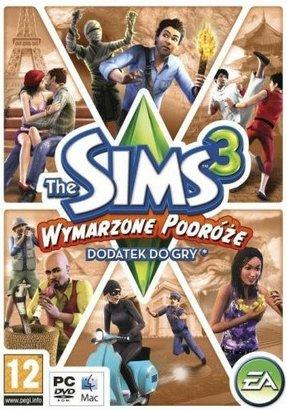 dodatek do the sims 3 wymarzone podróże
