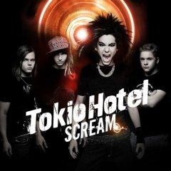 Płyta Tokio Hotel Scream