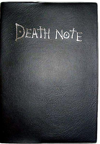 Death Note - Pamiętnik Śmierci